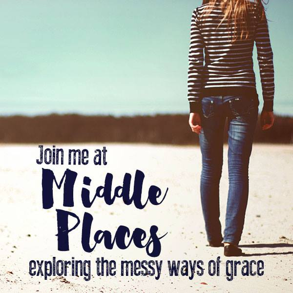 Middle Places Contributing Blogger