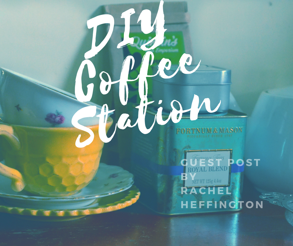 Diy Coffee Station Tips And Ideas Hope N Griffin